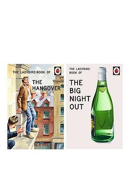 Very  Ladybird For Grown Ups - The Big Night Out & The Hangover