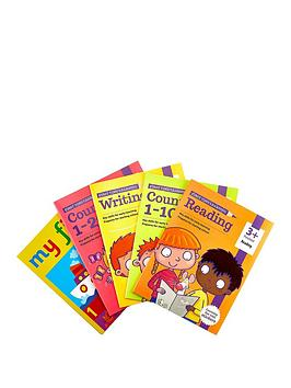 Very  Age 3+ Reading, Writing, Counting 1-10, Counting 1-20
