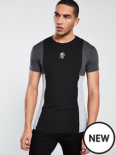 gym-king-front-panel-tee