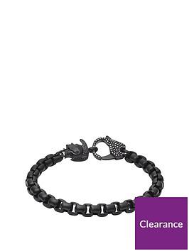 diesel-diesel-black-stainless-steel-beaded-mens-wristwear