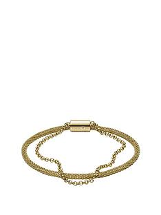 fossil-fossil-vintage-iconic-double-strand-gold-stainless-steel-magnetic-ladies-bracelet
