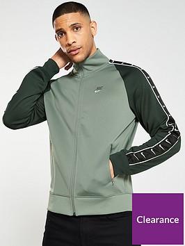 nike-sportswear-statement-taped-track-jacket-vintagenbspgreen