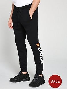 254d08d40b Nike Sportswear JDI Fleece Joggers - Black