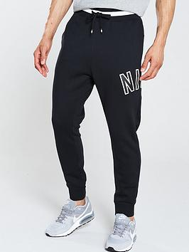 nike-sportswear-air-fleece-joggers-black