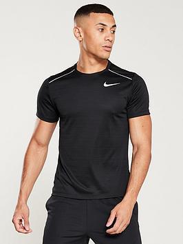 Nike Nike Dry Miler Running T-Shirt Picture