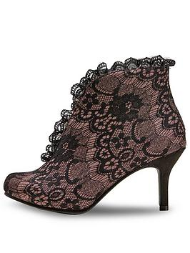 joe-browns-lavish-and-lacey-bootees-blackgold