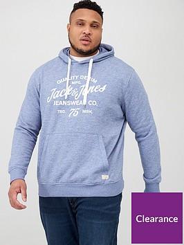 jack-jones-plus-panther-sweat-hoodie-blue