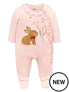baker-by-ted-baker-baby-girls-bunnies-graphic-sleepsuit