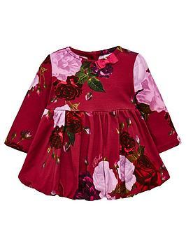 baker-by-ted-baker-baby-girls-rose-bubble-hem-dress