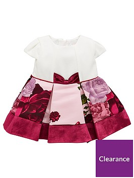 98f0b50aee6e Baker by Ted Baker Baby Girls Rose Mockable Dress
