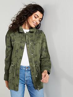 v-by-very-printed-utility-jacket-khaki