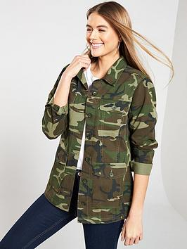 v-by-very-camouflage-print-utility-jacket