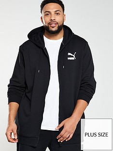 puma-plus-size-classics-logo-full-zip-hoodie-black
