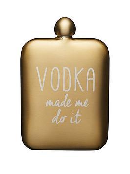 kitchencraft-stainless-steel-vodka-hip-flask