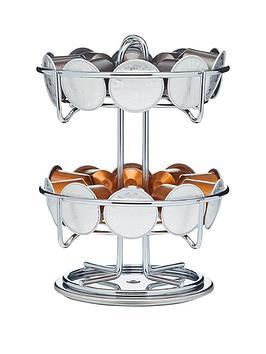kitchencraft-rotating-coffee-capsule-dispenser