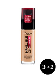 loreal-paris-infallible-24hr-freshwear-liquid-foundation-30ml