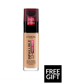 loreal-paris-infallible-24hr-freshwear-liquid-foundation
