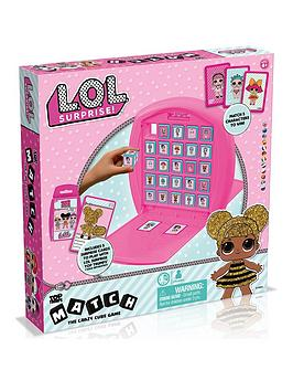 L.O.L Surprise! L.O.L Surprise! Lol Surprise Top Trumps Match Board Game Picture