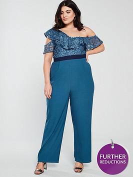 little-mistress-curve-one-shoulder-crochet-jumpsuit-blue