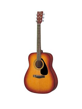yamaha-yamaha-f310-tobacco-sunburst-acoustic-guitar-with-bag-strings-strap-and-online-lessons
