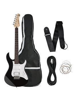Yamaha Yamaha Yamaha Pacifica 012 Electric Guitar With Bag, Strings,  ... Picture