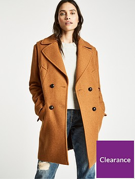 jack-wills-henley-wool-blend-coat-ginger