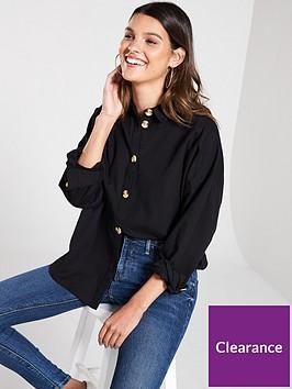 v-by-very-oversized-linen-shirt-black