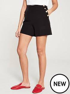 v-by-very-military-shorts-black