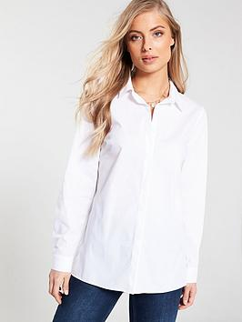 v-by-very-longline-shirt-white