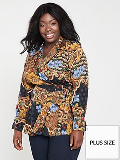 v-by-very-curve-satin-jacquard-wrap-blouse