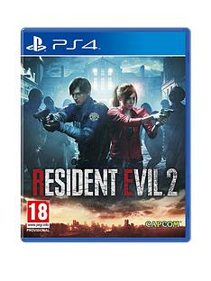 playstation-4-resident-evil-2-ps4