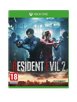 Xbox One Xbox One Resident Evil 2 Picture