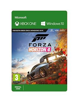 Xbox One Xbox One Forza Horizon 4: Standard Edition - Digital Download Picture