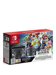 nintendo-switch-super-smash-bros-ultimate-console-bundle