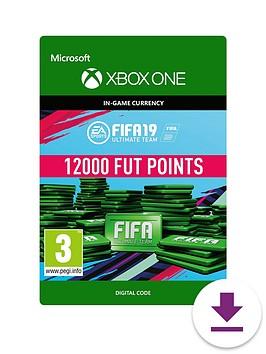 xbox-one-fifanbsp19-ultimate-teamtradenbsp12000-pointsnbsp--digital-download