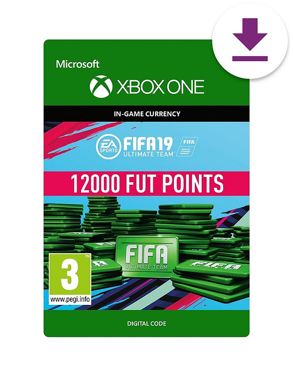 Fifa 19: Ultimate Team Fifa Points 12000 - Digital Download