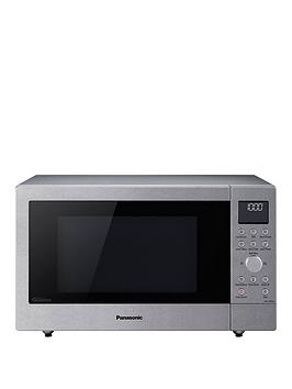 Panasonic   Nn-Cd58Jsbpq Combination Microwave, Oven And Grill With Inverter Technology