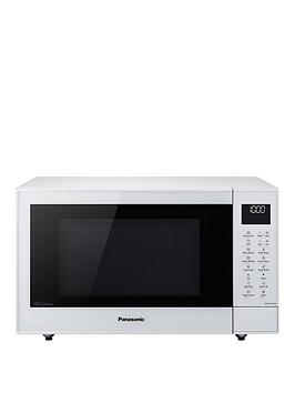 Panasonic   Nn-Ct55Jwbpq 27-Litre Combination Microwave, Oven And Grill With Inverter Technology