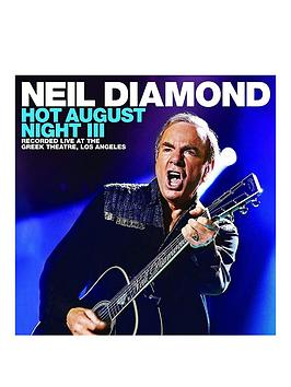 Very  Neil Diamond Hot August Night Iii (Cd & Dvd) Boxset