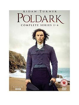 Poldark Series 1 To 4