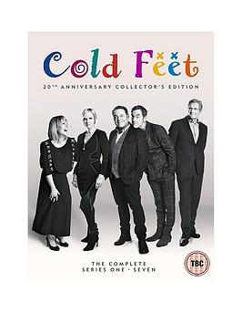Very Cold Feet Complete 1 To 7 (2 New Series) Picture