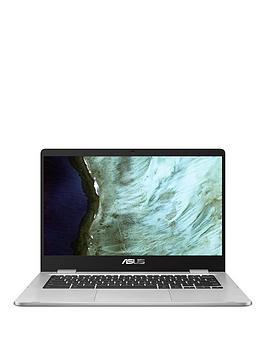 asus-asus-chromebook-c423na-bv0017-intel-celeron-4gb-ram-32gb-storage-14in-laptops-silver