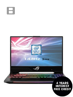 asus-rog-strix-hero-2-gl504gm-es192t-intel-core-i7h-geforce-gtx-1060-6gb-16gb-ram-1tb-sshd-amp-256gb-ssd-156in-ips-144hz-gaming-laptop-with-bag-amp-headset-call-of-duty-black-ops-4