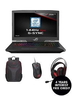 asus-rog-g703gi-e5005r-intel-core-i7h-geforce-gtx1080-32gb-ram-1tb-sshd-amp-256gb-ssd-173in-ips-144hz-gaming-laptop-with-bag-mouse-amp-headset-call-of-duty-black-ops-4