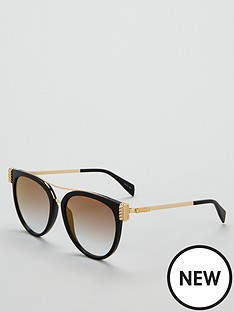 moschino-blackgold-browbar-sunglasses