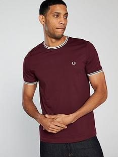 fred-perry-twin-tipped-t-shirt