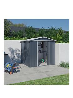yardmaster-yardmaster-6ft-x-7ft-castleton-apex-roof-metal-shed