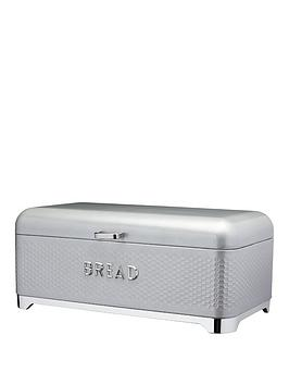 Kitchencraft Kitchencraft  Lovello Bread Bin In Shadow Grey &Ndash; 42 X  ... Picture