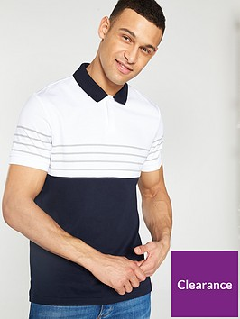 v-by-very-cutnbspand-sew-chest-striped-polo-blue