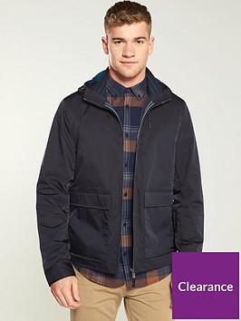 ted-baker-hooded-lightweight-jacket-navy